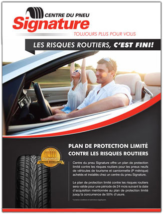 Plan de protection hazard de route